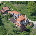 Luftaufnahme Akademie Waldschlösschen