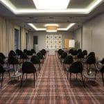 Hotel Zum Löwen Duderstadt, Salon I und II in Reihenbestuhlung