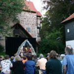 Kasperlevorführung im Brotmuseum Ebergötzen