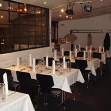 Das Restaurant und Kulturzentrum Apex in Göttingen