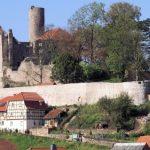 Ausflugsziel Burg Hanstein bei Göttingen