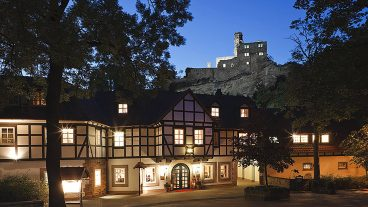 Das Hardenberg BurgHotel in Nörten-Hardenberg