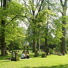 Der Cheltenham Park in Göttingen
