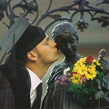 Das Gänseliesel - Wahrzeichen von Göttingen