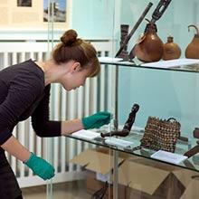 Die ethnologische Sammlung in Göttingen