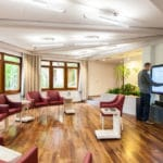 Tagungsraum im Landhotel am Rothenberg