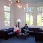 Kleiner Saal in der Akademie Waldschlösschen
