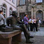 Stadtführungen durch Göttingen, Lichtenberg-Denkmal