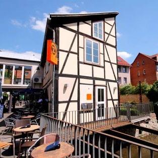 Das literarische Zentrum in Göttingen
