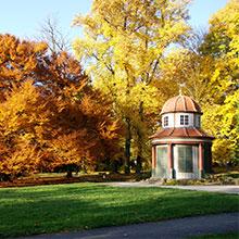 Naherholungsgebiet Schillerwiesen in Göttingen