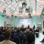 StartRaum Göttingen - Event in Reihenbestuhlung
