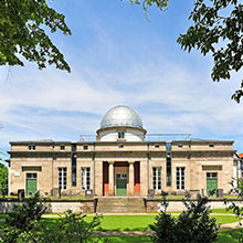 Sternwarte in Göttingen