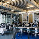 Studenwerk Göttingen Mensa am Turm Innenansicht