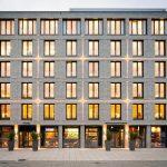 Außenansicht FREIgeist Göttingen - A Member of Design Hotels