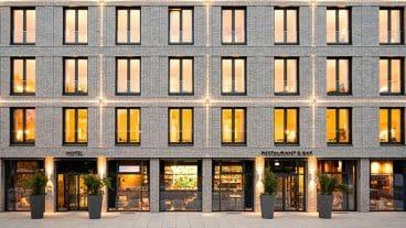 Außenansicht Hotel FREIgeist Göttingen