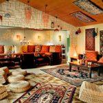 Die XL-Orient-Lounge im Hotel Freizeit In in Göttingen
