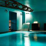 Schwimmbad im Hotel zum Löwen