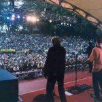 Konzert in der Waldbühne Northeim