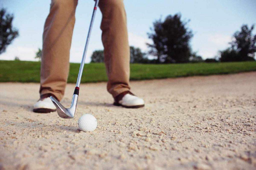 Golfer auf dem Hardenberg GolfResort