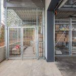 Abschließbares Außenlager in der Meisterwerk Schulungshalle vom Hotel FREIZEIT IN Göttingen