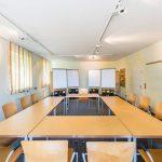 Seminarraum der SEMINAR VILLA beim Hotel FREIZEIT IN in Göttingen