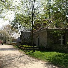 Stadtwall in Göttingen