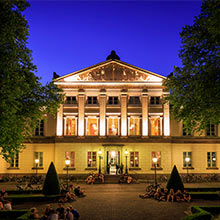 Wilhelmsplatz in Göttingen