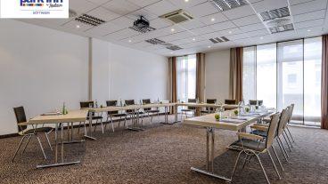Tagungsraum im Tagungshotel Radisson in Göttingen