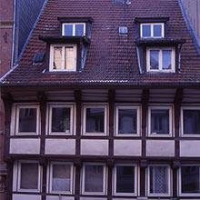 Ältestes Fachwerkhaus in Göttingen
