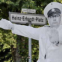 Heinz-Erhardt-Platz in Göttingen
