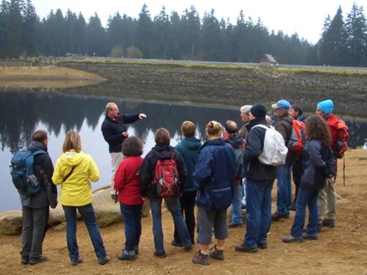 Rent-a-Förster-to-go - Führungen durch die Oberharzer Wasserwirtschaft