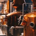 Produktion, Kessel, Hardenberg Distillery