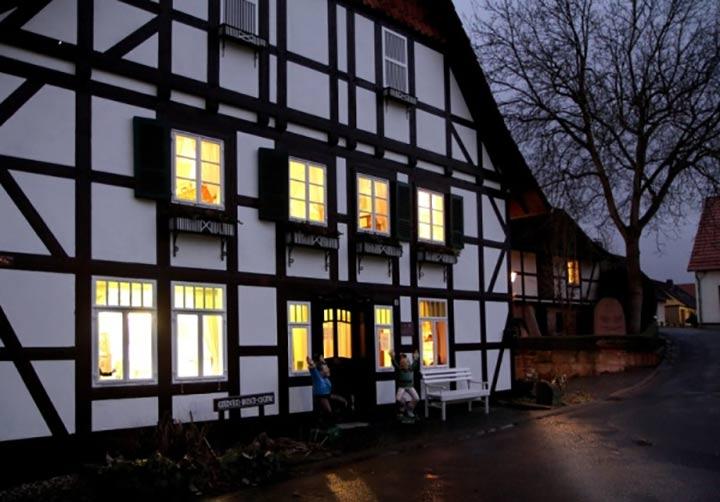 Die Wilhelm-Busch-Mühle in Ebergötzen